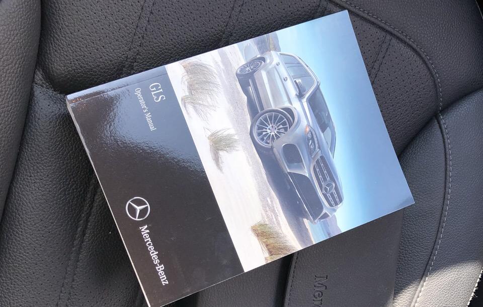 2017 Mercedes-Benz GLS - photo 14