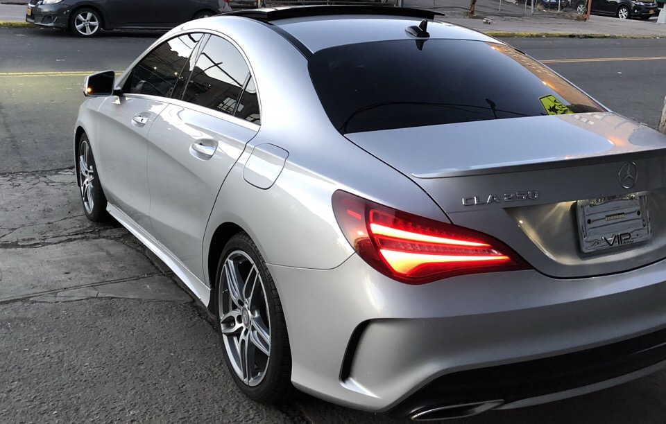 2017 Mercedes-Benz CLA - photo 1