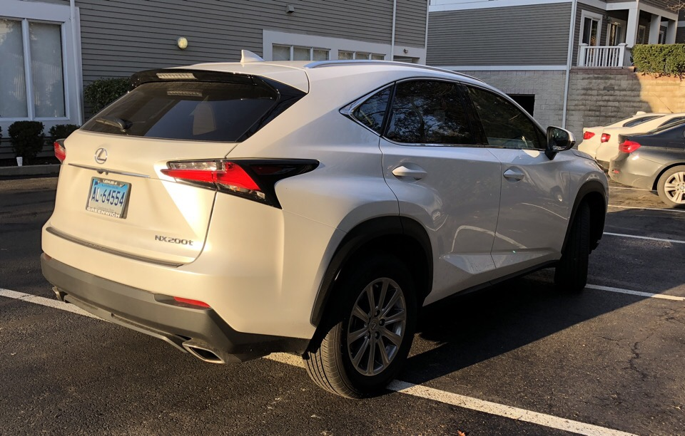 2017 Lexus NX 200t - photo 3