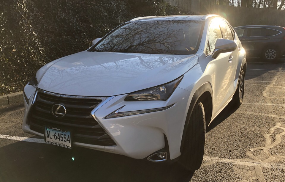 2017 Lexus NX 200t - photo 0