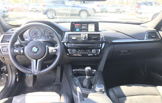2018 BMW M3 - photo 3