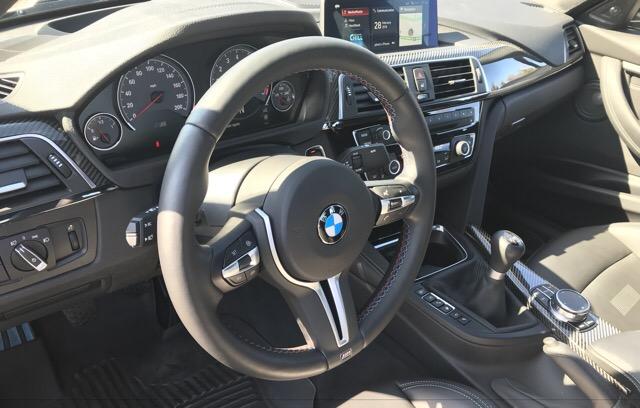 2018 BMW M3 - photo 4