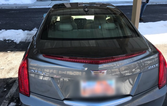 2016 Cadillac ATS - photo 0