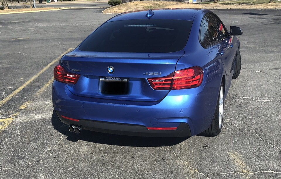 2017 BMW 4 Series - photo 2