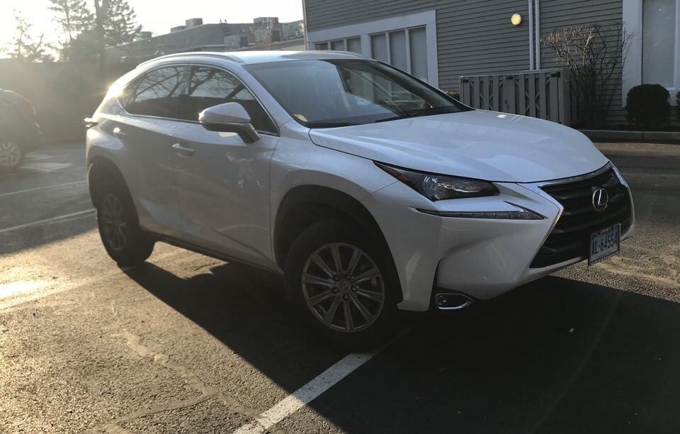 2017 Lexus NX 200t - photo 2