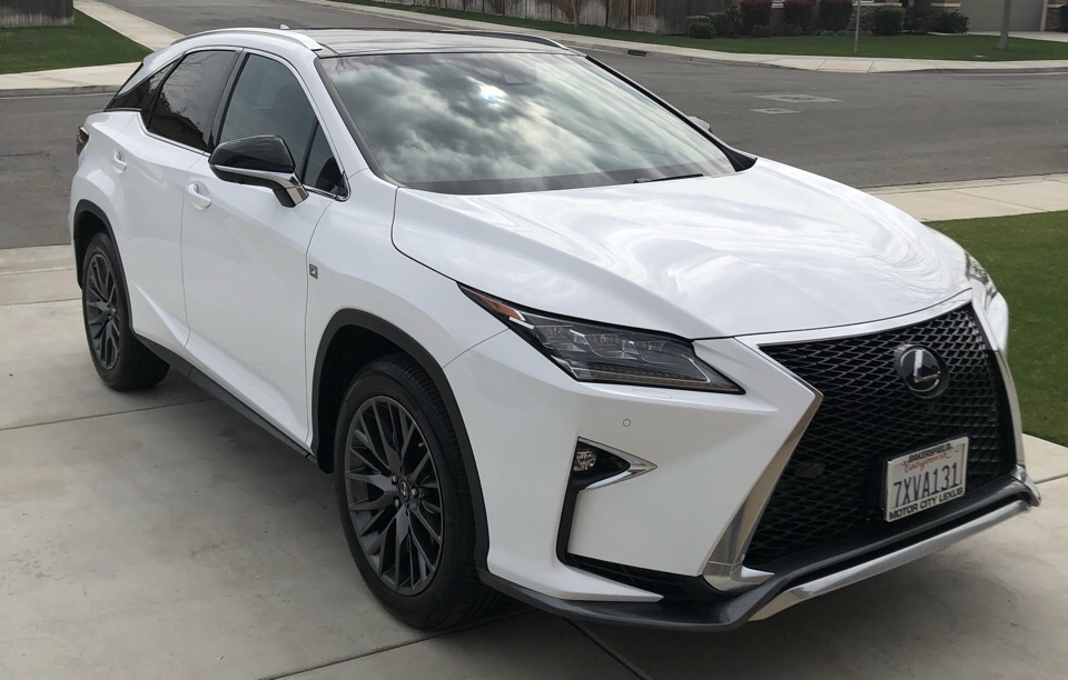 2017 Lexus RX 350 - photo 2