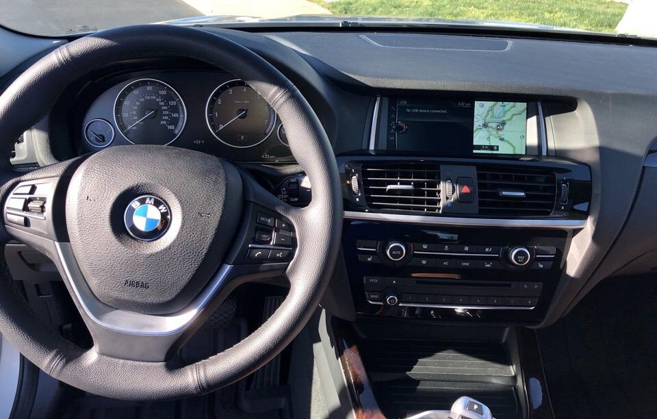 2017 BMW X3 - photo 7