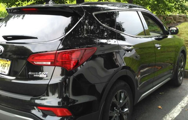2017 Hyundai Santa Fe Sport - photo 2