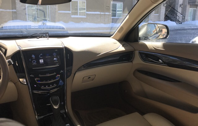 2016 Cadillac ATS - photo 6