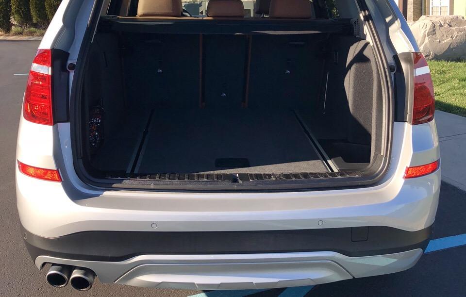 2017 BMW X3 - photo 2