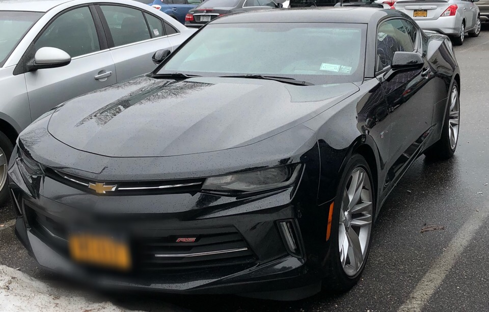 2016 Chevrolet Camaro - photo 0