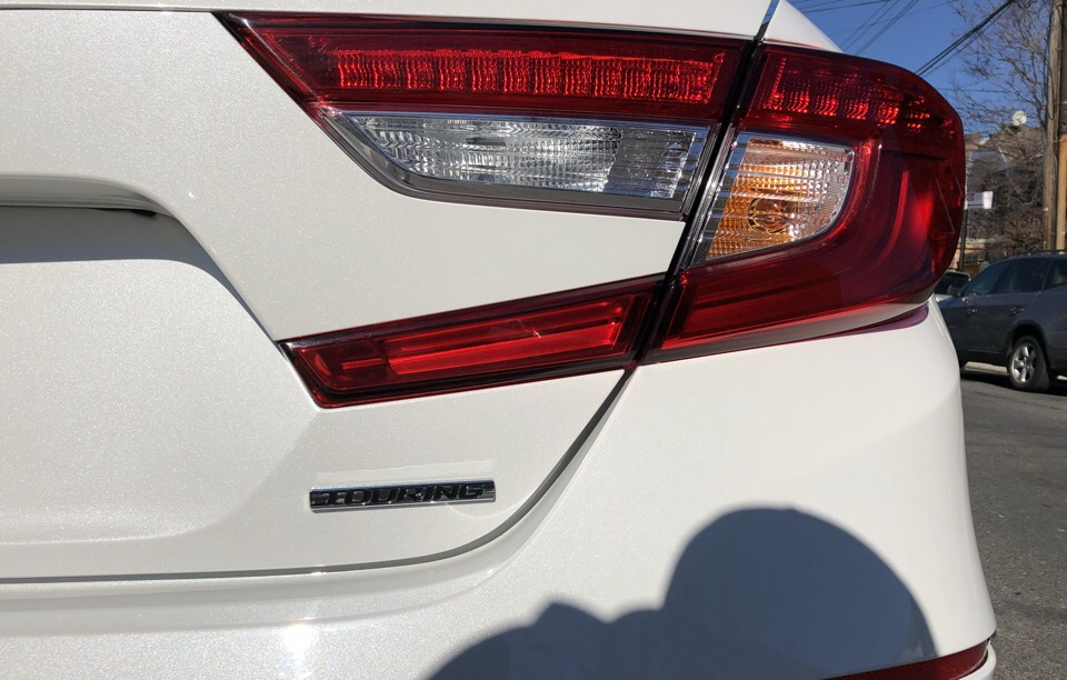 2018 Honda Accord - photo 7