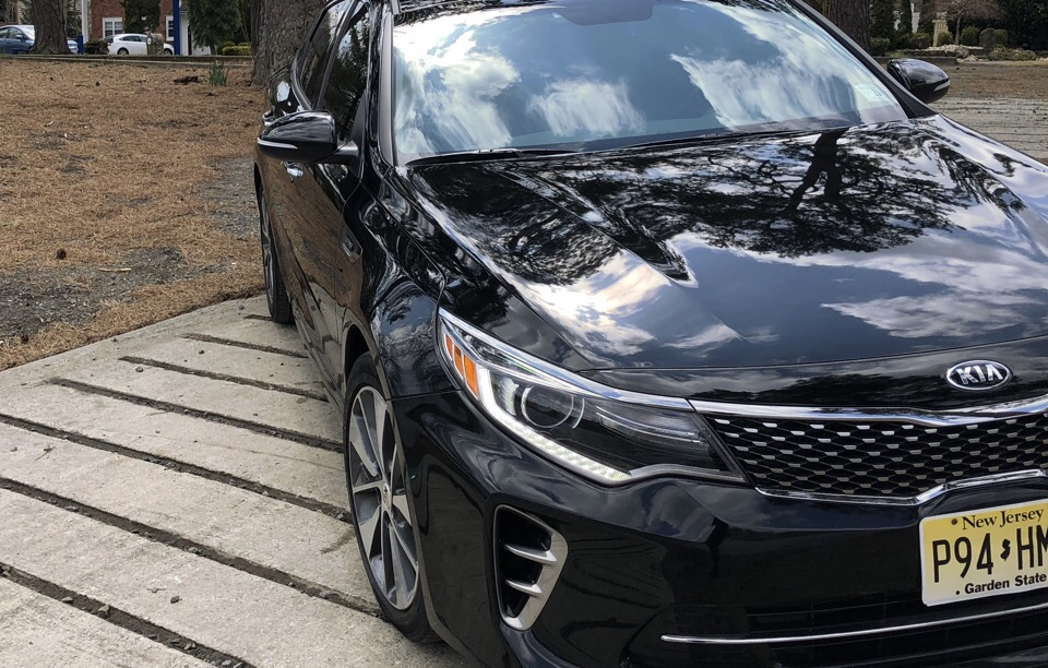 2016 Kia Optima - photo 0