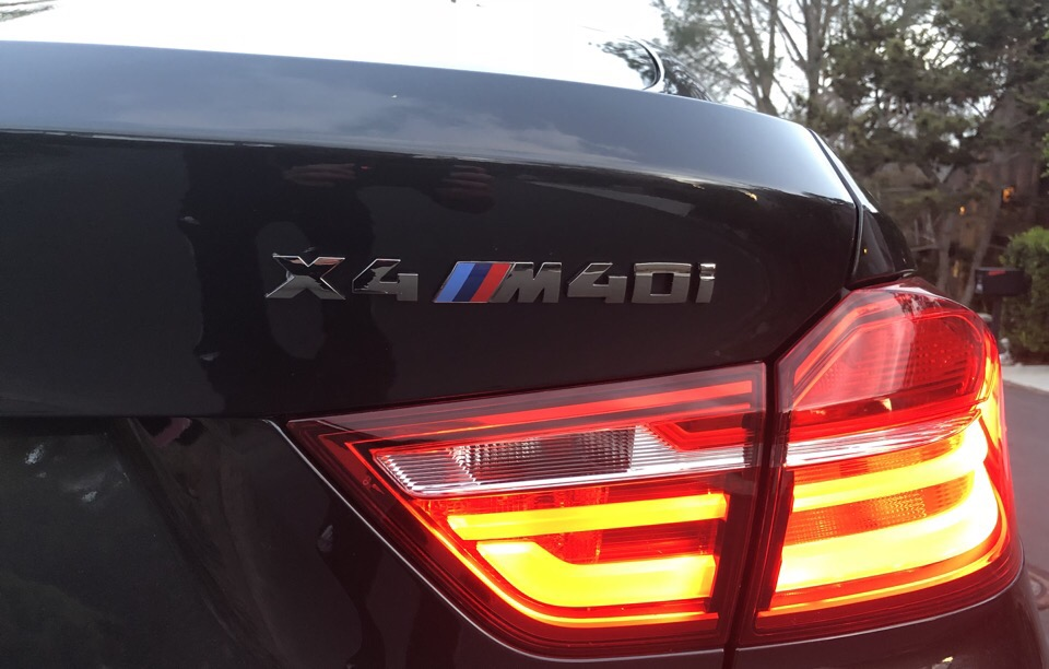 2017 BMW X4 - photo 8