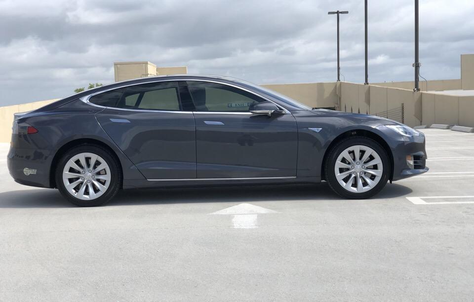 2016 Tesla Model S - photo 1