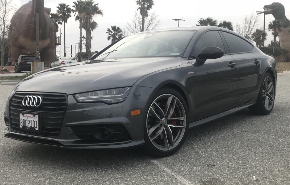 2018 Audi A7 - photo 1