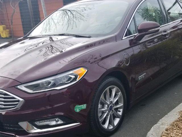 2017 Ford Fusion Energi - photo 0