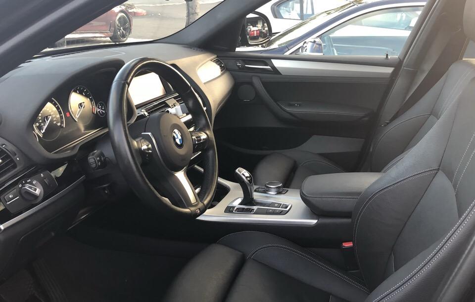 2017 BMW X4 - photo 9