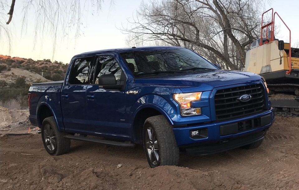2015 Ford F-150 - photo 6