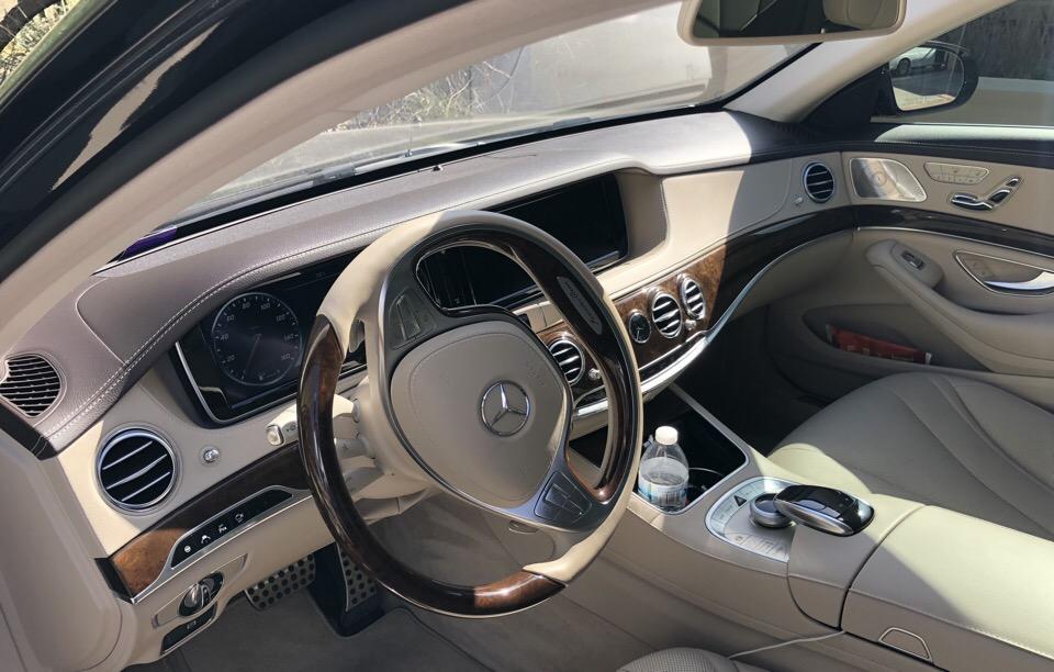 2016 Mercedes-Benz S-Class - photo 5