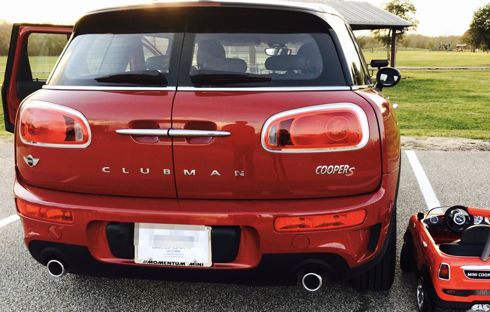 2017 MINI Clubman - photo 0