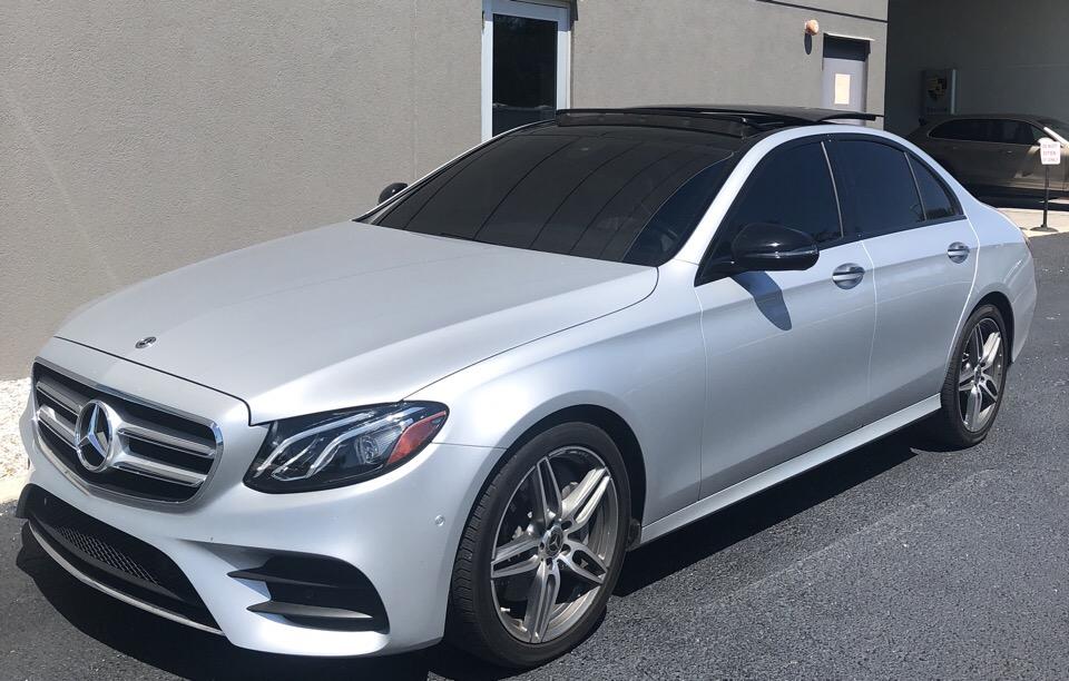 2017 Mercedes-Benz E-Class - photo 0