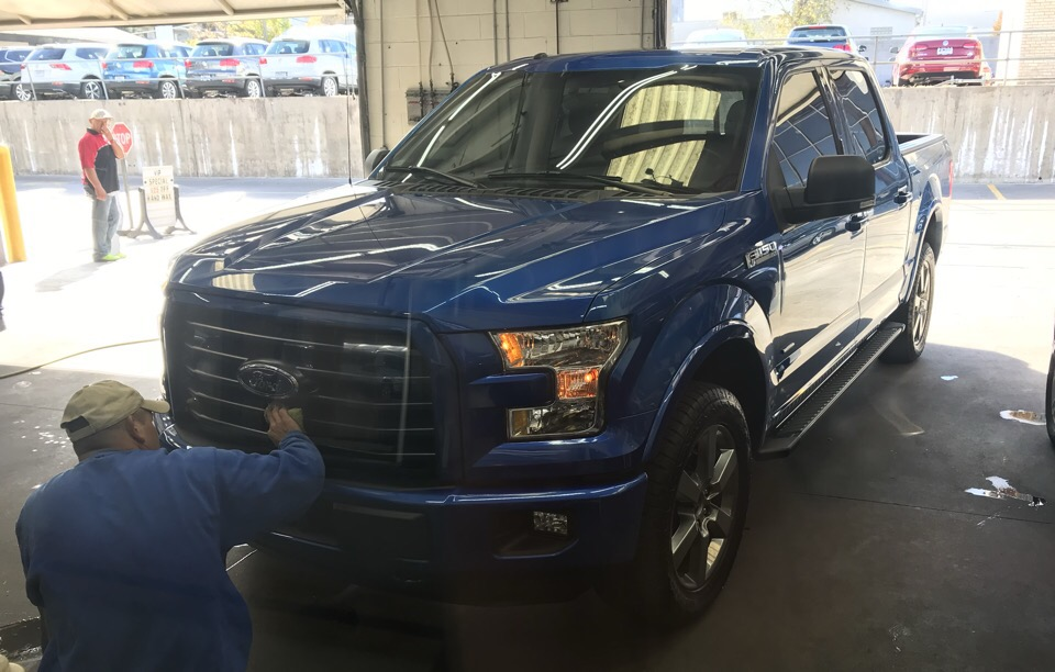 2015 Ford F-150 - photo 3