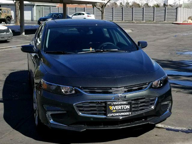 2018 Chevrolet Malibu - photo 3
