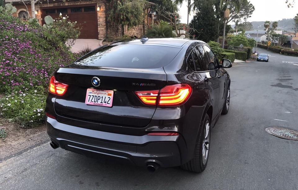 2017 BMW X4 - photo 4