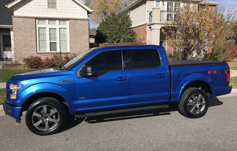 2015 Ford F-150 - photo 2