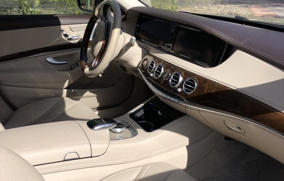 2016 Mercedes-Benz S-Class - photo 6