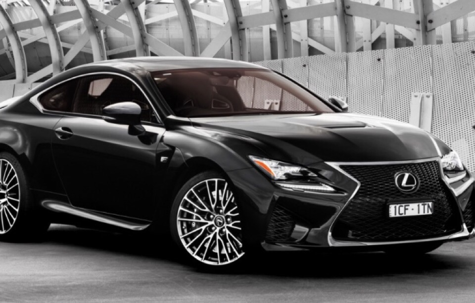 2017 Lexus RC F - photo 0