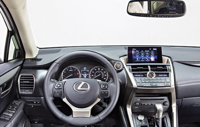 2017 Lexus NX 200t - photo 2