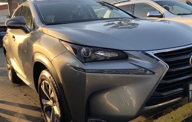 2017 Lexus NX 200t - photo 5