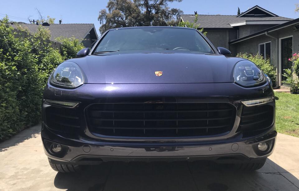 2017 Porsche Cayenne - photo 0