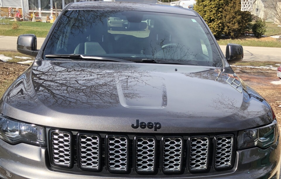 2017 Jeep Grand Cherokee - photo 4