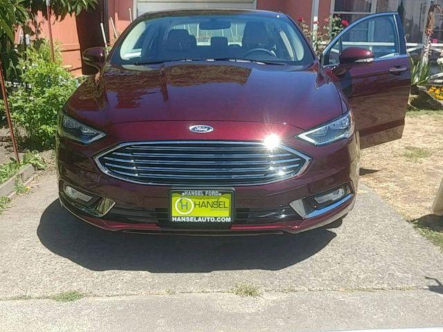 2017 Ford Fusion Energi - photo 2