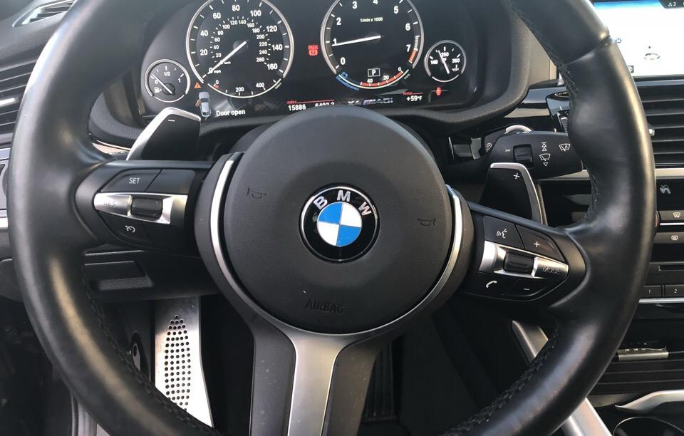 2017 BMW X4 - photo 11
