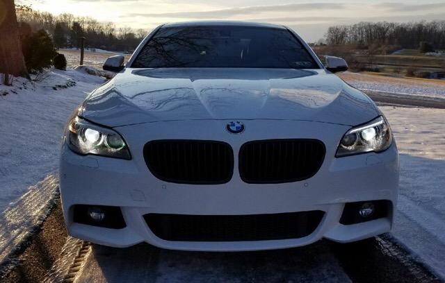 2016 BMW 5 Series - photo 0