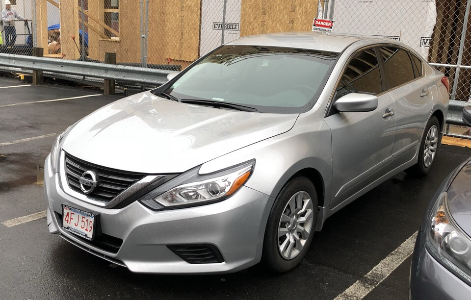2016 Nissan Altima - photo 2