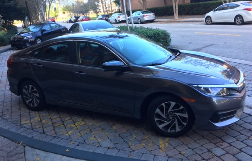 2016 Honda Civic - photo 1