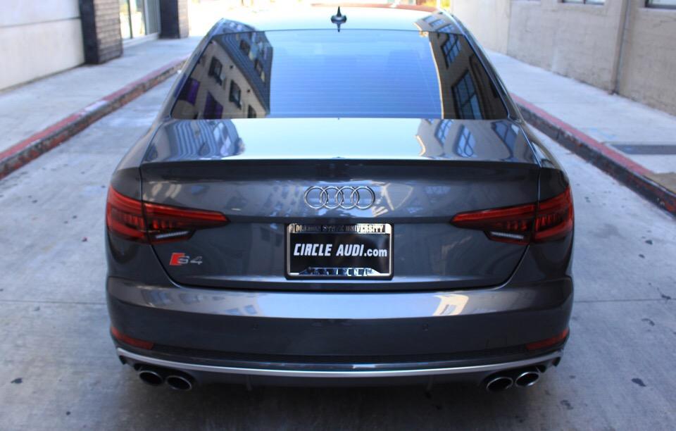 2018 Audi S4 - photo 5
