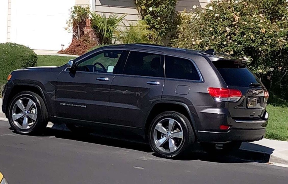 2016 Jeep Grand Cherokee - photo 1