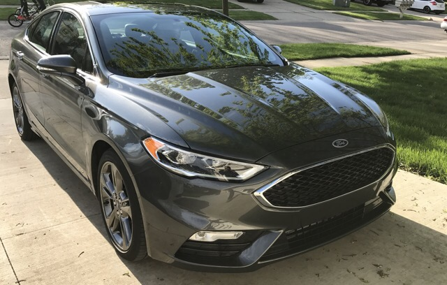 2017 Ford Fusion - photo 3