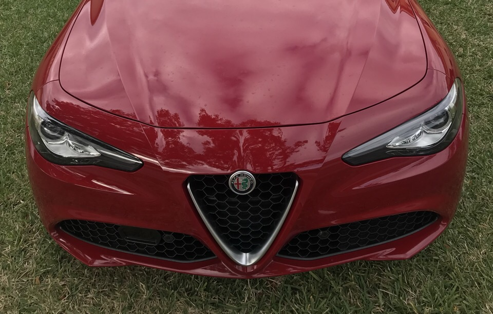 2017 Alfa Romeo Giulia - photo 3