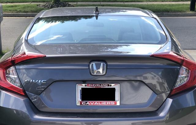 2017 Honda Civic - photo 3