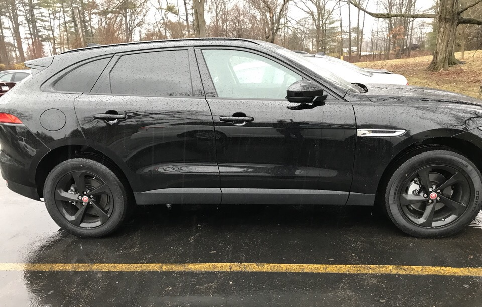 2018 Jaguar F-PACE - photo 1
