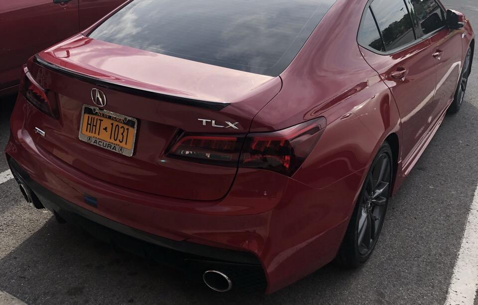 2018 Acura TLX - photo 4