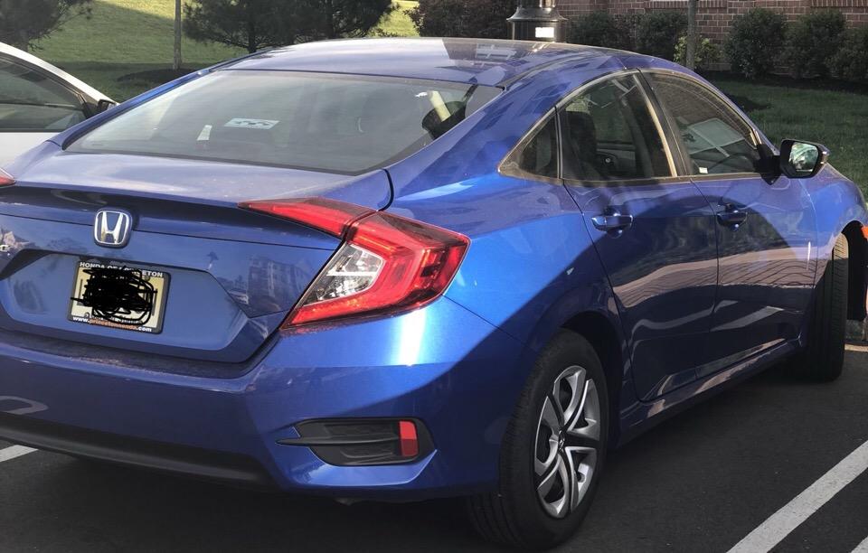 2017 Honda Civic - photo 1
