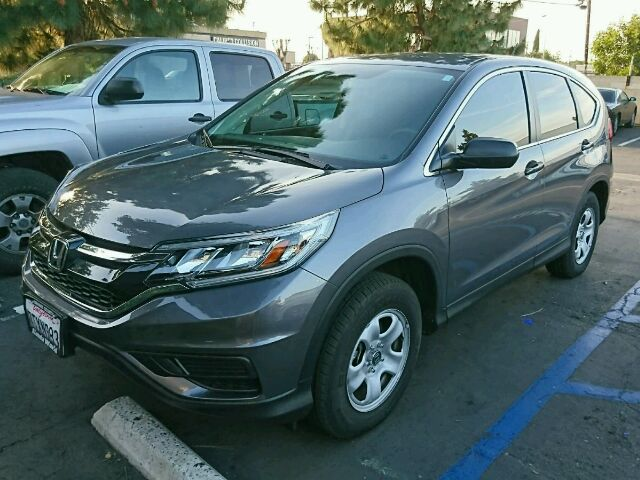 2016 Honda CR-V - photo 0